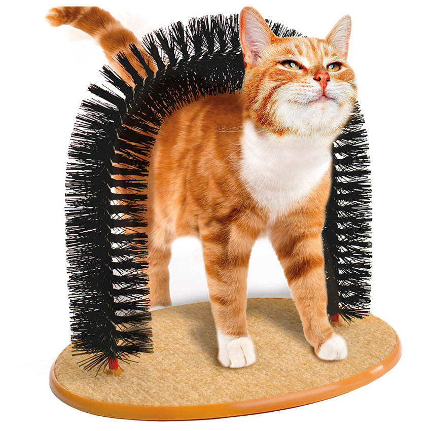 Arched Cat Scratching Post